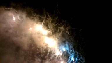 Sevenoaks Round Table Fireworks Display