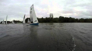 Chipstead Sailing Club Sunday 26 10 2014