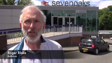 London Assembly Transport Committee visits Sevenoaks