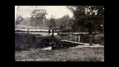 Old & New photos of Westerham