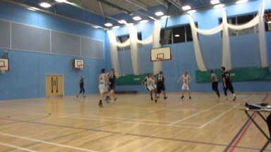 Sevenoaks Suns vs Bromley - Medway Plate quarter-final highlights