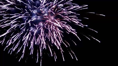 Chipstead Fireworks - 5th November 2013