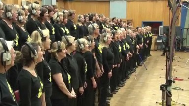 Sevenoaks Rock Choir - Abbey Road - Budapest
