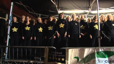 Rock Choir Sevenoaks Someone Like You